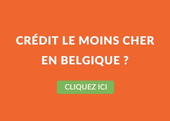 Comparateur de prêt personnel pour la Belgique