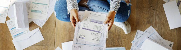 Que se passe-t-il quand on ne paie plus ses dettes ?