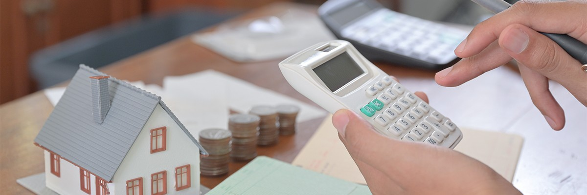Calculette permettant de calculer sa capacité d'emprunt