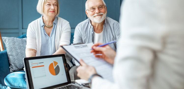 Prêt hypothécaire pour les personnes âgées
